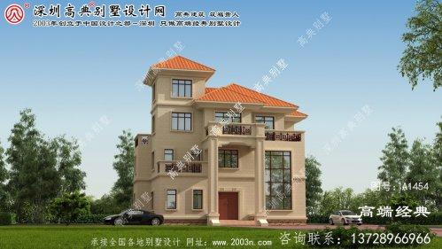 大城县别墅客厅设计图
