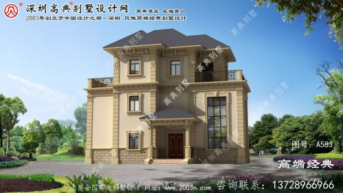 孙吴县农村自建房屋设计效果图