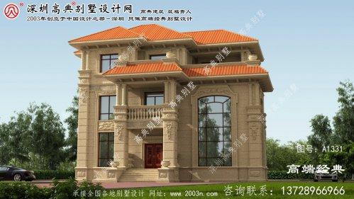 潮南区房屋屋顶设计图