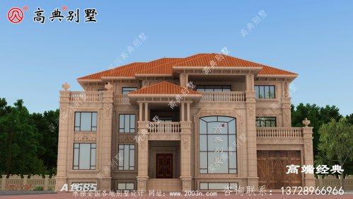浪卡子县乡村别墅设计网