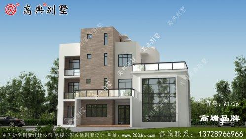 农村自建房三层设计图