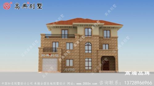 农村三层房设计图建一个舒适幸福的家