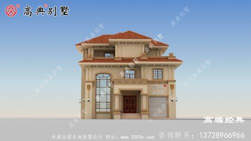莆田市宁德市自建房设计图,简直就是小宅基地