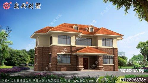 在农村盖房子最喜欢令人喜欢的风格是什么呢?