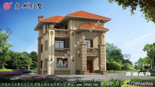 简单的建筑方法来设计呈现出别样的简洁美
