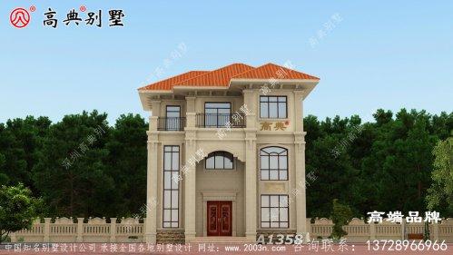 盖房子注重实用性,同时可以给后辈几代人跟着享福