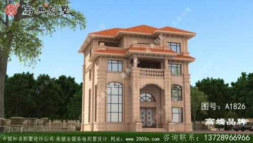 最豪华欧式石材别墅没有之最