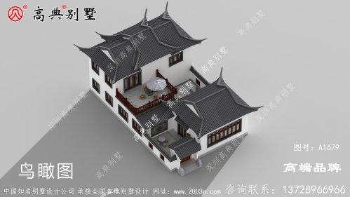 属于我们老百姓的自营住宅,当然是中式合院!