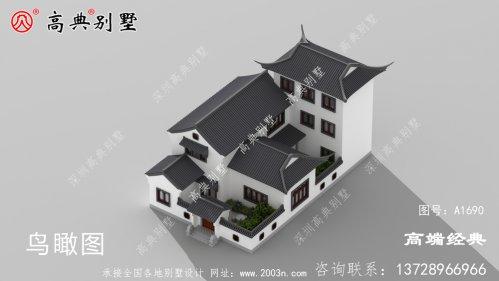 论谁都羡慕建这样的中式庭院!简直无与伦比